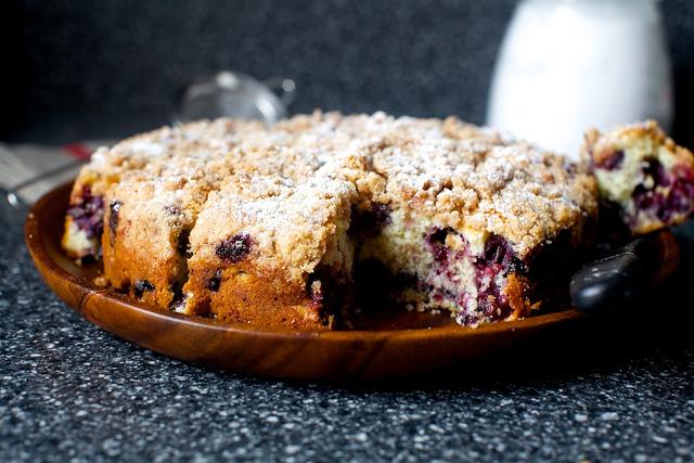 Blueberry Crumb Cake Smitten Kitchen