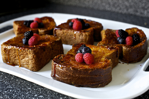 french toast smitten kitchen