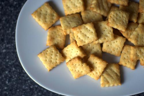 Parmesan Cream Crackers Free Recipe from Smitten Kitchen!