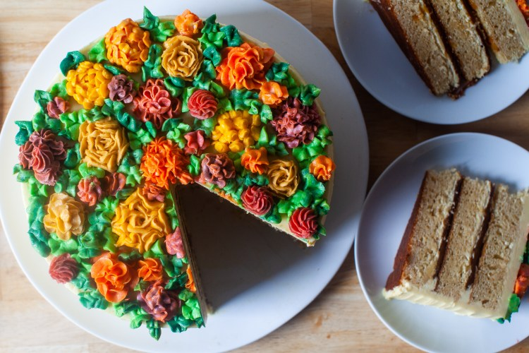 Cool New Classic Wedding Cake How To Smitten Kitchen Funny Birthday Cards Online Unhofree Goldxyz