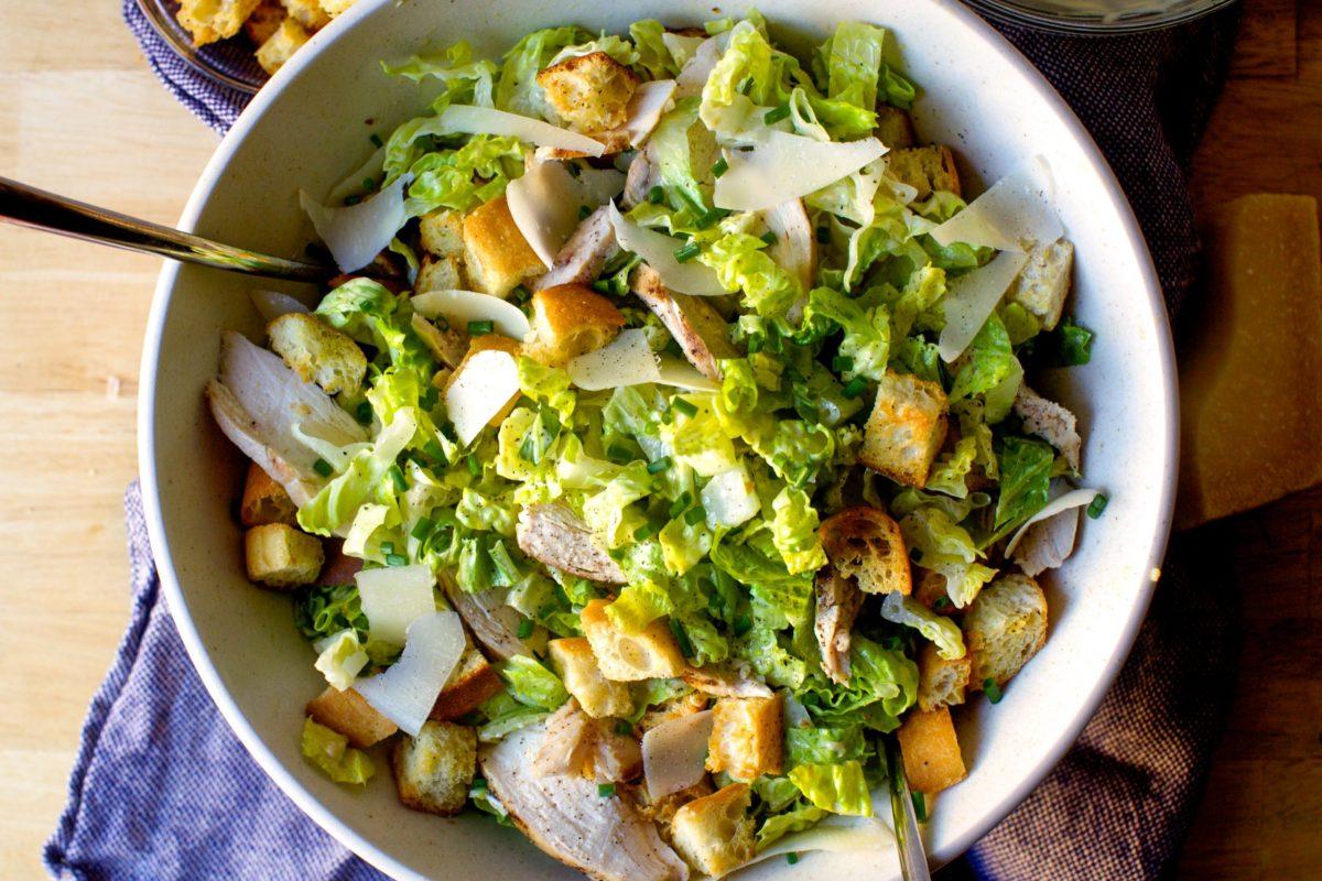 Chicken Caesar Salad Smitten Kitchen
