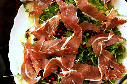 fennel-prosciutto-and-pomegranate-salad