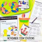 November Thanksgiving Stem Activities Smitten With First