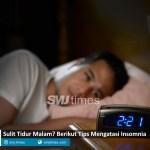 sulit tidur