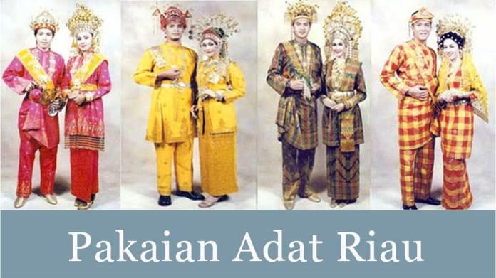 Pakaian Adat Riau Smk Abdurrab Pekanbaru