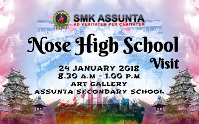 Nose High School Visit