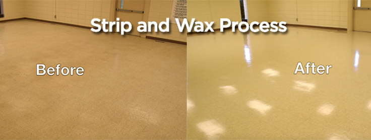 strip and wax process explained step by