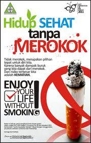 Poster Kesihatan  SMK Dato Mahmud Paduka Raja 2