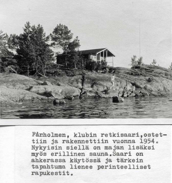 Talo lujalla kalliolla
