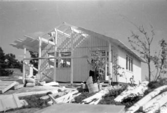 Frholmenkerhomajanrakentaminena1954SMK