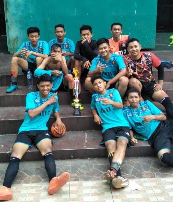 Juara Futsal SMK HKTI 2 MIPA Unsoed Cup