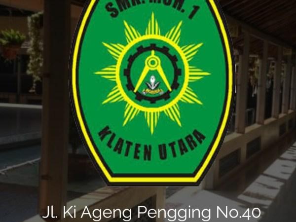 Portal SMK Muh 1 Klaten Utara berada di subdomain