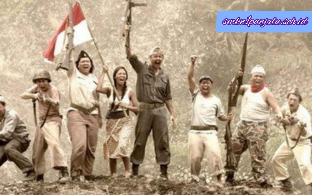 Materi Sejarah Indonesia Kelas X di SMK- Upaya Mempertahankan Kemerdekaan