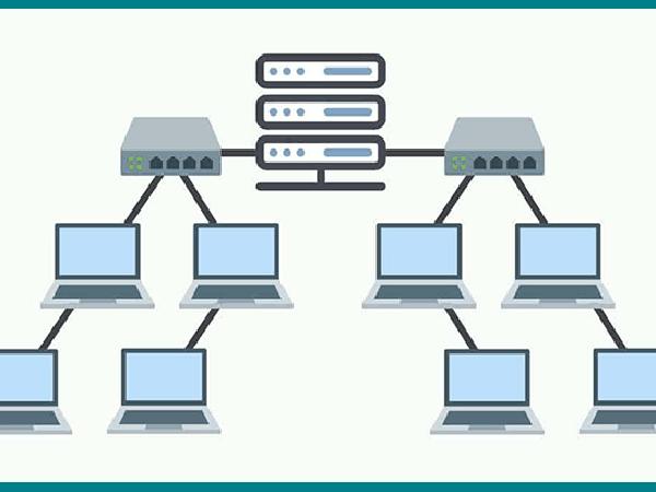 Cara Setting Jaringan UBK/UNBK