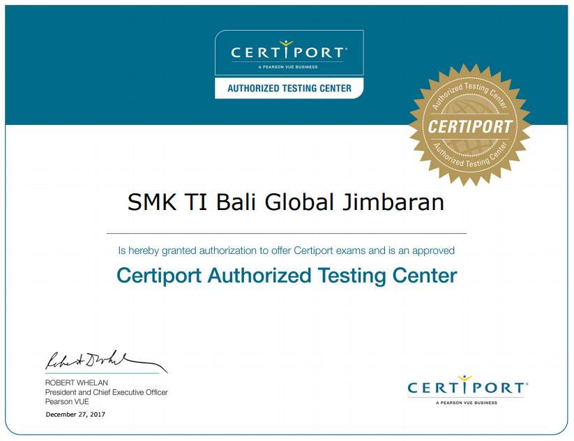 CERTIPORT-SMK-TI-Bali-Global-Jimbaran-27-Desember-2017