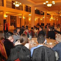 Peste 200 de membri ai PDL Satu Mare au participat la o sedinta de lucru