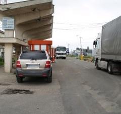 Proteste în Vama Halmeu. Circa 50 de persoane au blocat traficul
