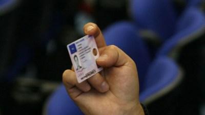 Barbat din Tiream depistat cu permis de conducere fals
