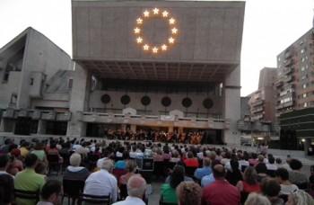 Concert simfonic extraordinar in aer liber, vineri, la Satu Mare