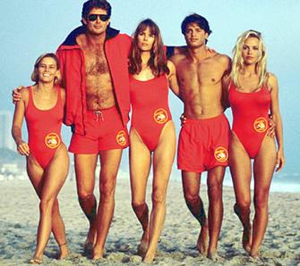 """Serialul """"Baywatch"""", adaptat pentru marele ecran. Dwayne Johnson va fi în rolul principal"""
