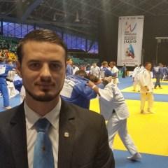 Arbitrajul lui Vasile Fușle jr., de la CSM Satu Mare, apreciat la Campionatele Europene de Judo U23