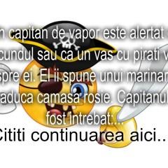 Bancul zilei :) Capitanul si piratii…