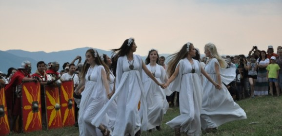 Traditii, obiceiuri si semnificatii religioase de Sanziene