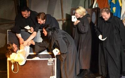 Nu ratati un weekend plin de teatru la Satu Mare