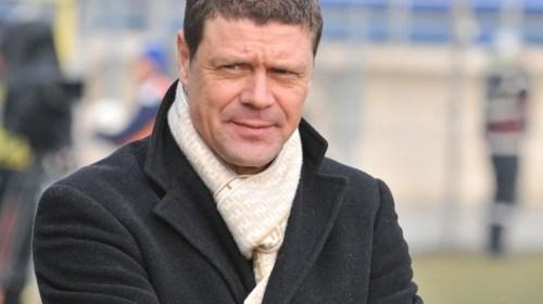 Tibor Selymes a fost numit în funcţia de antrenor principal al echipei Olimpia Satu Mare