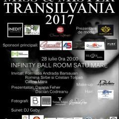 Miss & Mister Transilvania 2017 la Satu Mare