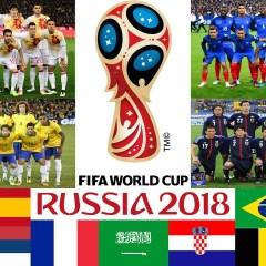 Componenta grupelor de la Cupa Mondiala la fotbal din 2018 din Rusia