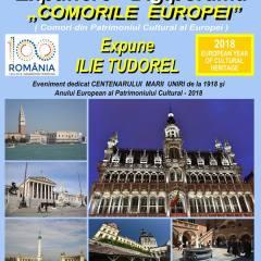 """Prezentare multimedia """"Comorile Europei"""" la Castelul Károlyi"""
