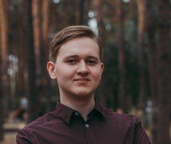 Поэт Павел Сидельников (г. Воронеж)