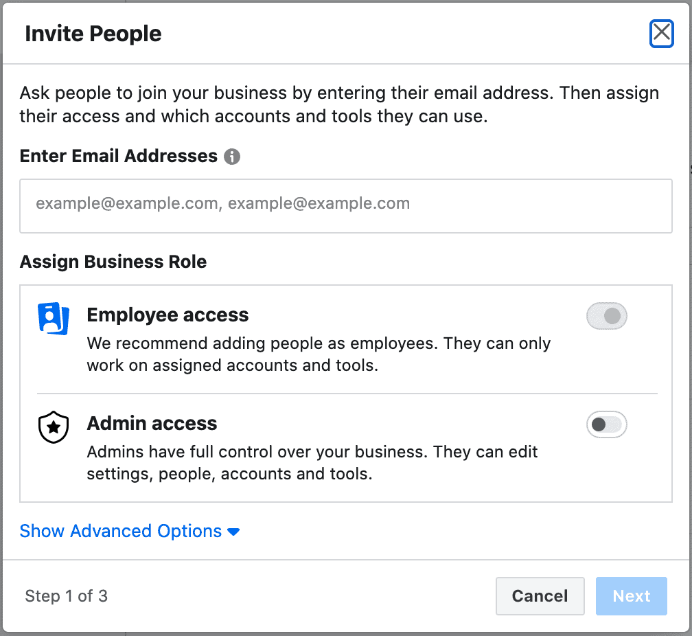 add users via email