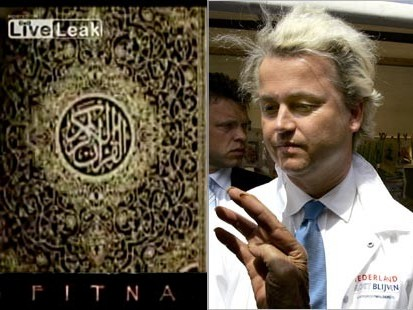 """The 16minute Film Titled """"fitna""""  Message Of Peace"""