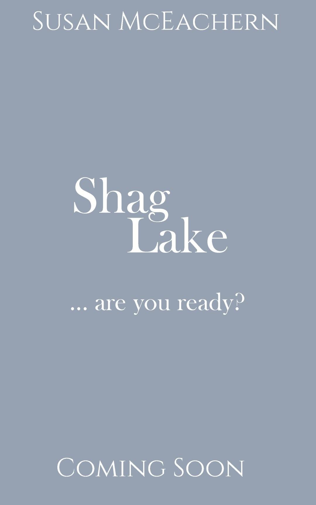 Shag Lake, by Susan McEachern