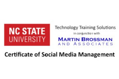 Social Media Management Graduate Certificate