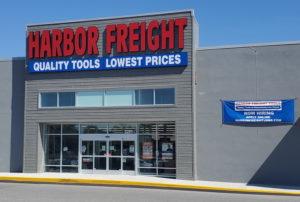 Harbor Freight Store Pickup