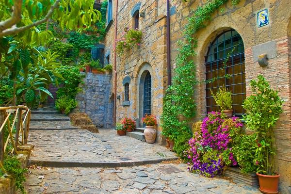 Civita di Bagnoregio la ciudad italiana de 10 habitantes