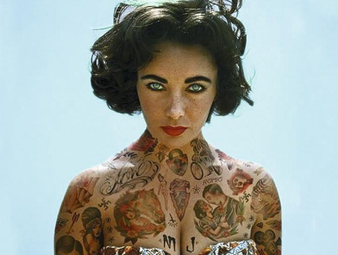 Vuelven Los Tatuajes De La Vieja Escuela Actualidad Moda S Moda