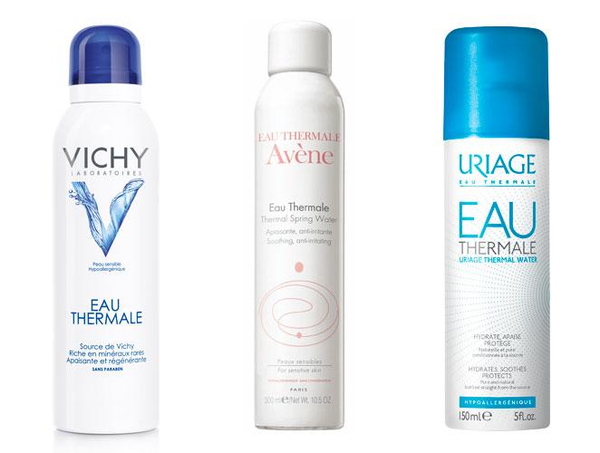 10 usos del agua termal, el cosmético que sirve para todo ...