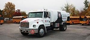 Motor Fuels Truck