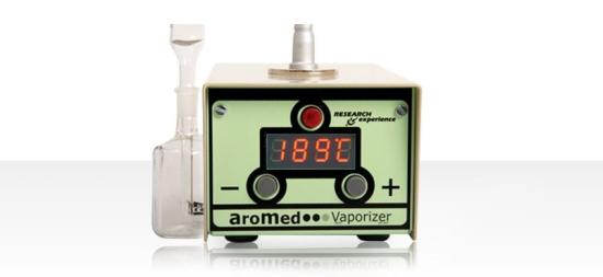 THE AROMED VAPORIZER
