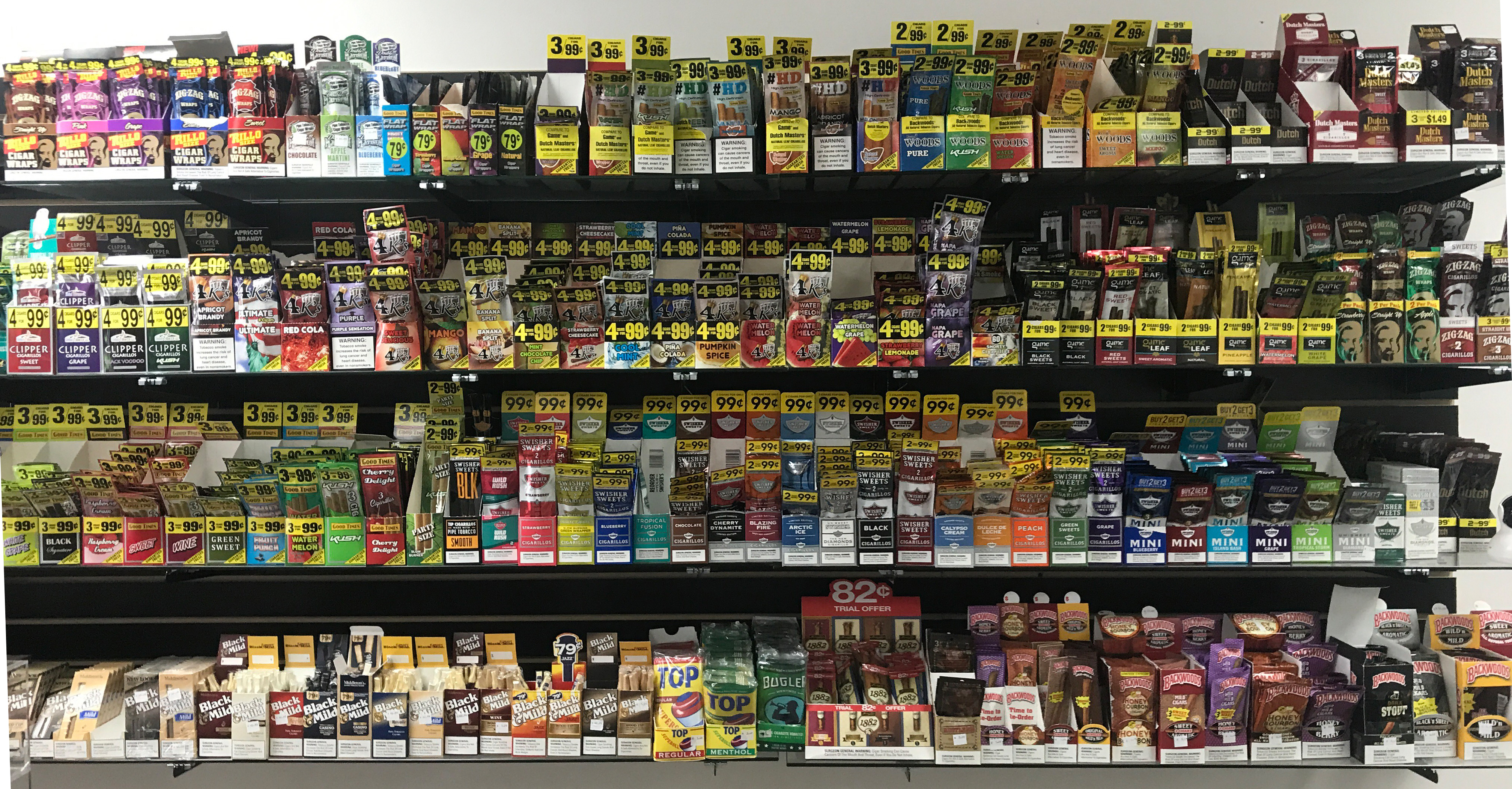 There S No Beating Our Smoke Shop S Selection Or Prices
