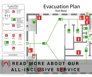 Evacuation Plan Smoke Alarm Specialists