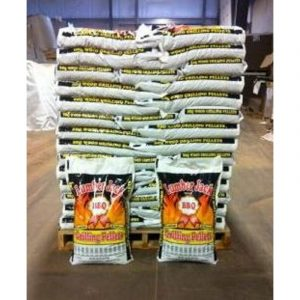 Smoke Ring BBQ Pellets  20lb Bag