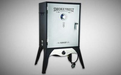 Camp chef smoke vault review
