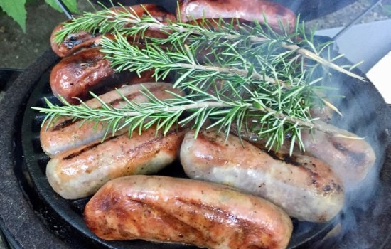 Italian Sausages in France