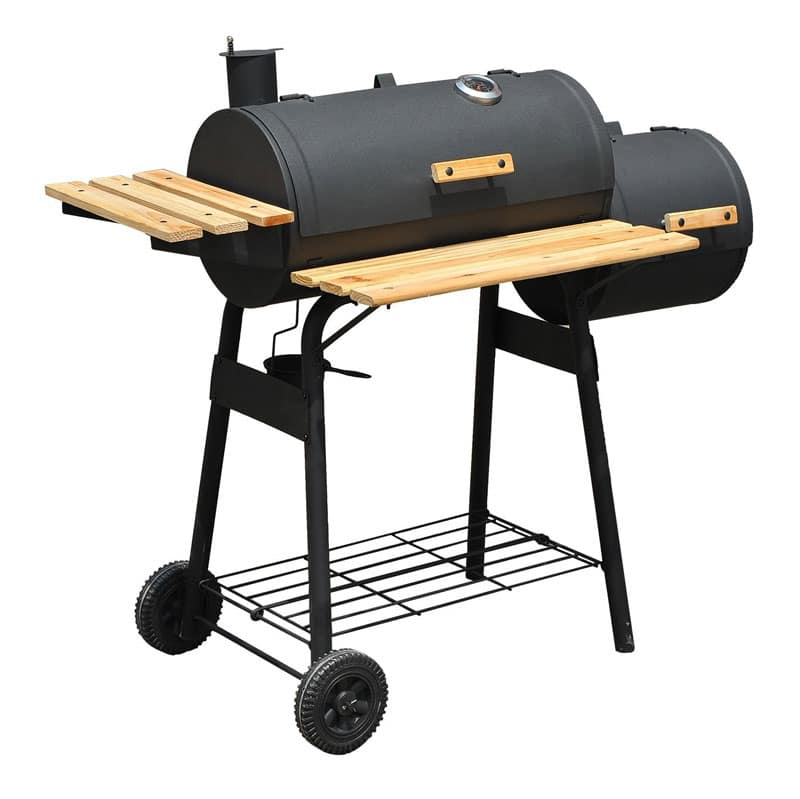 Outsunny-Backyard-Charcoal-BBQ-Grill