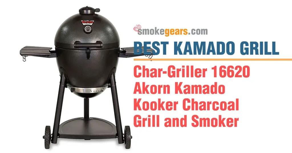 Char Griller 16620 Akorn Kamado Kooker Charcoal Grill Review